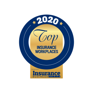 2020 Tangram Top Insurance Workplaces